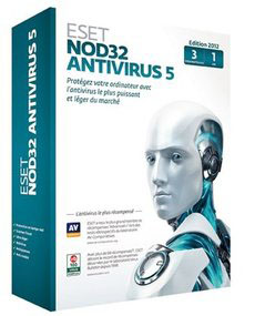 ESET NOD32 Antivirus 5.2.9.1 Final