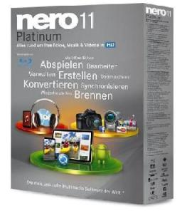Nero 11 Platinum HD v11.2.00700