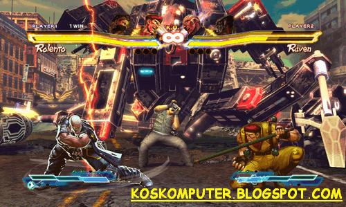 Street Fighter X Tekken – SKIDROW [Indowebster Link] « i1Share